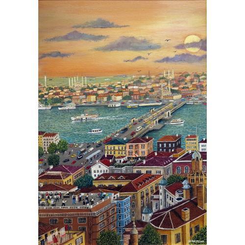 12 -Karaköy'den Eminönü'ne Bakış